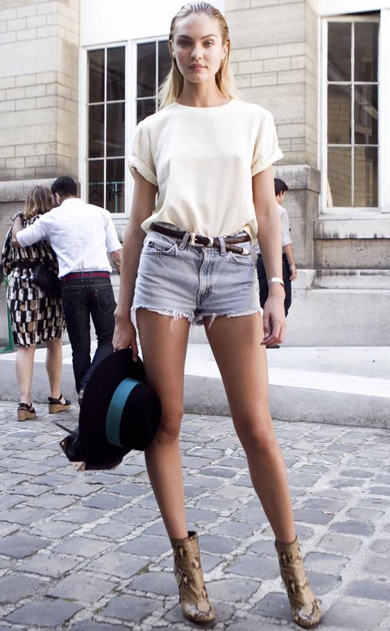 """""""Moda en la calle"""", Vogue.es"""